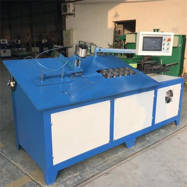 Máquina de dobra automática do fio de aço do CNC 2D