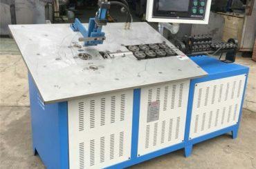 Venda quente automático 3d fio de aço formando máquina cnc, 2d preço de máquina de dobra de arame