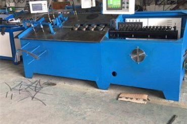 automaitc cnc 3D industrial máquina de dobra de arame