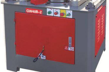 máquina de dobra de vergalhões elétrica para dobrar papa de aço
