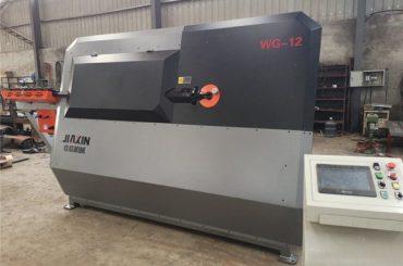 haste de ferro de fábrica cnc máquina de dobra de estribo automático vergalhões