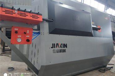 máquina de dobra automática do estribo do rebar, dobrador do estribo do fio de aço