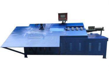 Controle automático de cnc completo 2D preço da máquina de dobra de arame