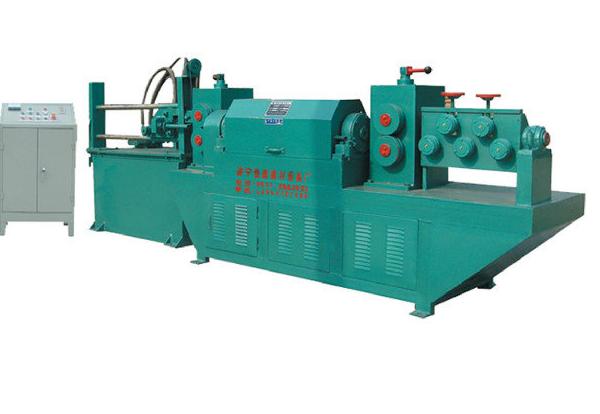 tipo automático completo do controle do cnc que endireita e máquina de corte