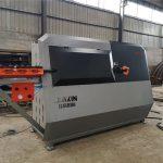 máquina de dobra hidráulica automática do fio de aço do cnc 2d