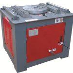 máquina de dobra de aço inoxidável hidráulica da tubulação, tubo quadrado / dobradores redondos da tubulação para venda