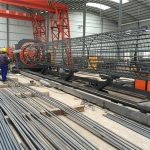 made in china operação simples durável e resistente garantia de qualidade de aço máquina de solda gaiola de reforço e reforço de fabricação de gaiola