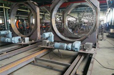 máquina de soldadura da gaiola da barra do PC para pilha girada do concreto pré-fabricado