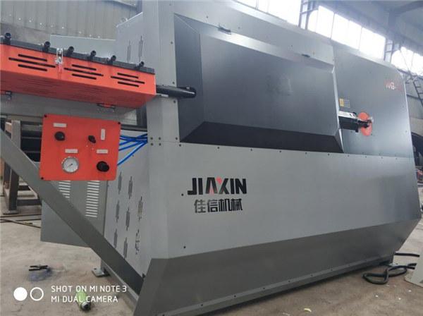 máquina de dobra do estribo do rebar, estribo da barra de aço que faz a máquina, máquina de dobra da barra de reforço
