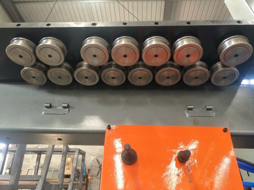 máquina de dobra da barra de aço do cnc